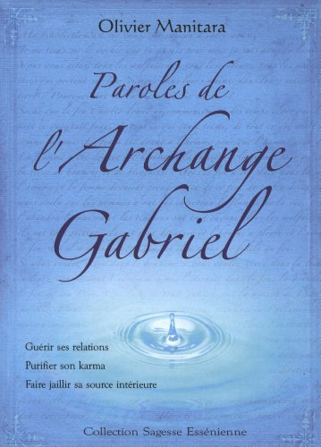 Paroles de l'Archange Gabriel