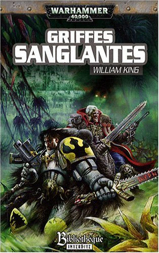 Warhammer 40.000, Tome 2 : Griffes sanglantes