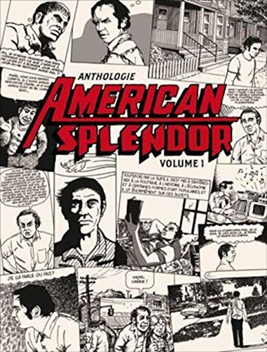 Anthologie American Splendor volume 1