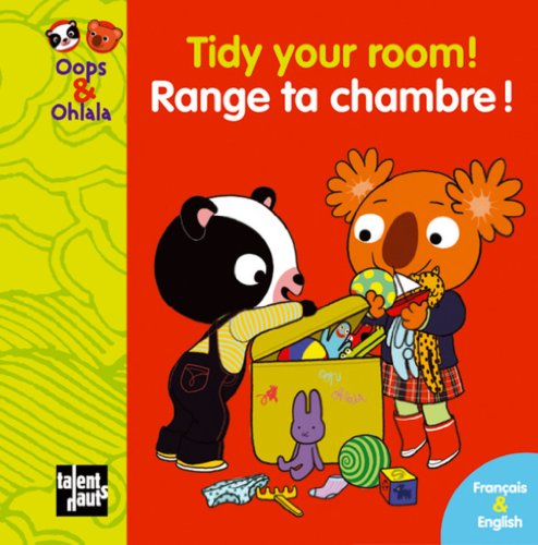 Tidy Your Room Range Ta Chambre