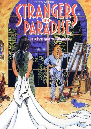 Strangers in paradise T01