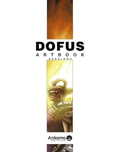Dofus Artbook : Session 3