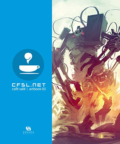 Artbook Cfsl.Net volume 3