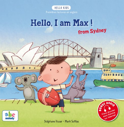Hello I am Max from Sydney