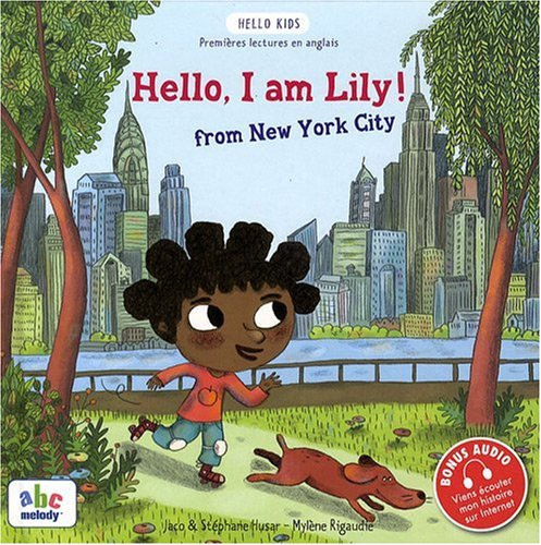 Hello I am Lily from New York City