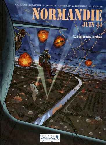 Normandie juin 44, Tome 2 : Utah Beach / Carentan