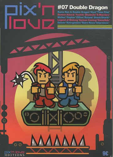 Pix'n love, N° 7 : Double Dragon
