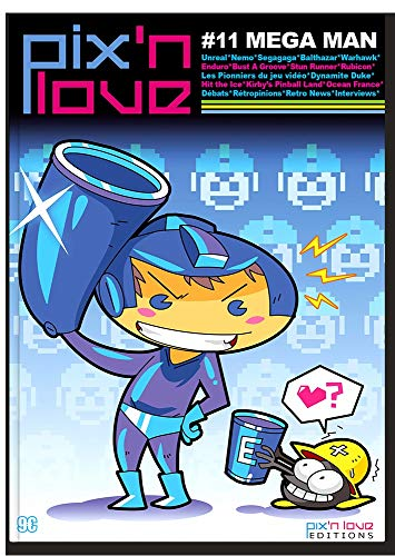 Pix'n love, N° 11 : Mega Man