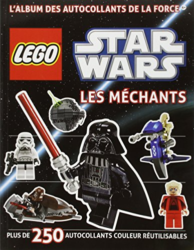 Lego Star Wars, le Livre Stickers