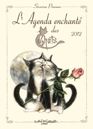 Agenda 2012 : Chats enchantés