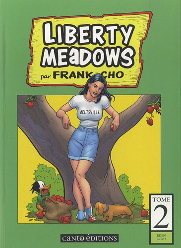Liberty Meadows : Volume 2