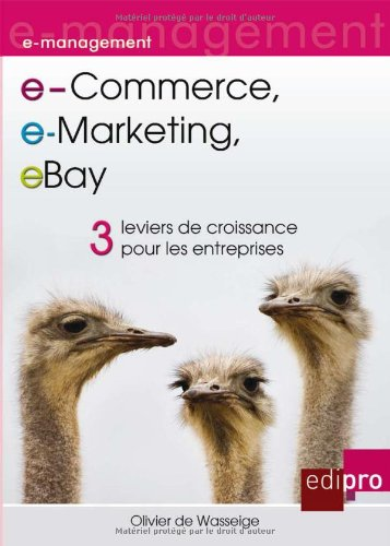e-Commerce, e-Marketing, eBay