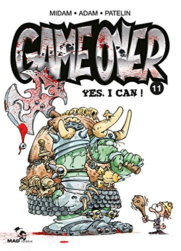 Game over . 11, Yes, I can! / dessin, Midam, Adam et Julien Mariolle ; scénario, Midam et Patelin.
