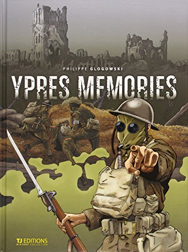 Ypres Memories cover