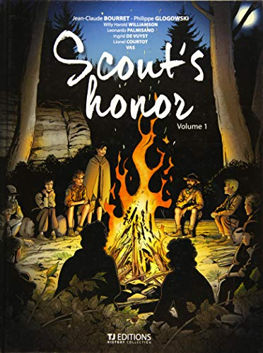 Scouts Honor cover