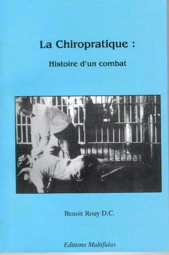 La Chiropratique