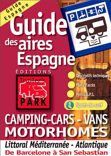 Guide des aires camping-cars Espagne