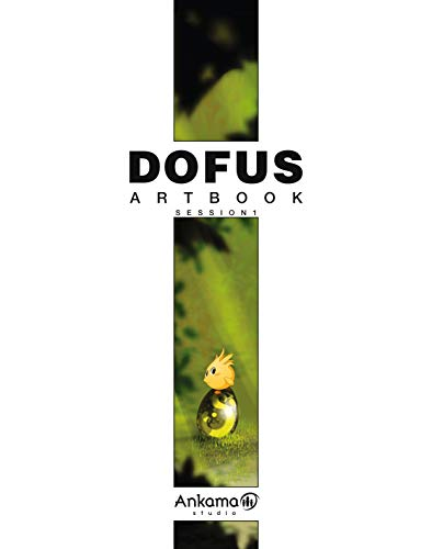 Dofus Artbook-Session 1