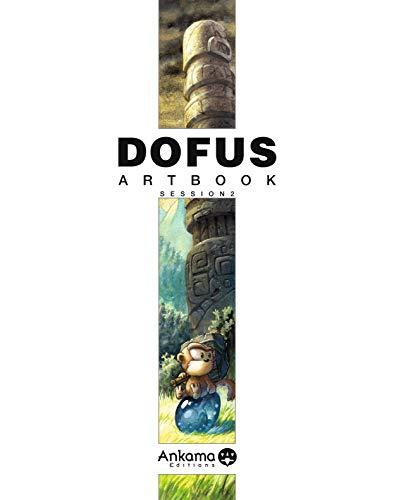 Dofus artbook : Session 2