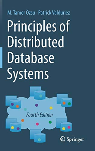 Principles of Distributed Database Systems, 4th Edition