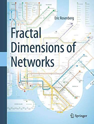 Fractal Dimensions of Networks Springer 第1张