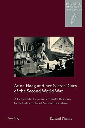 PDF] Anna Haag and her Secret Diary of the Second World War: A