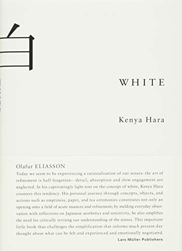 White Book Cover Picture