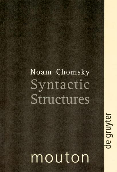 Syntactic Structures, by Chomsky, Noam
