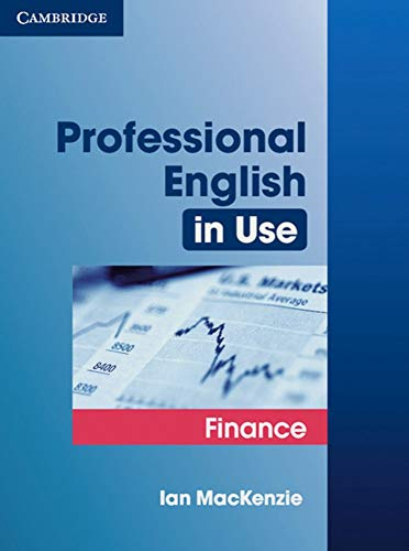 Professional English in Use. Finance
