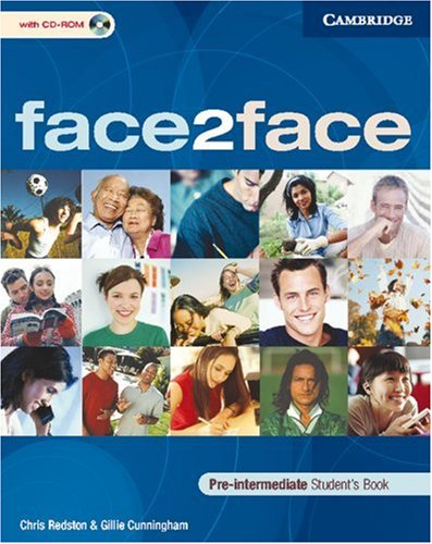 face2face. Pre-intermediate. Students Book. With CD-ROM