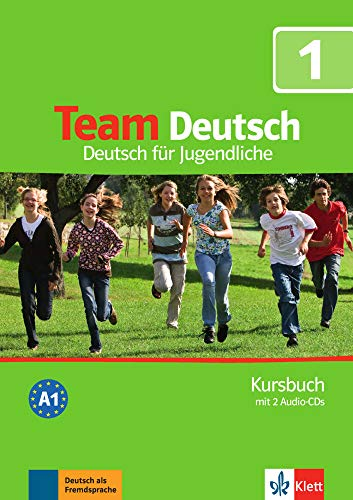 Team Deutsch: Kursbuch 1 MIT 2 Audio-Cds (German Edition)