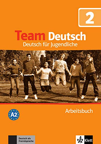 Team Deutsch: Arbeitsbuch 2 (German Edition)