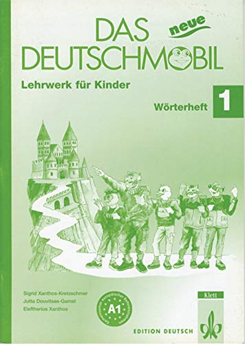 Das Neue Deutschmobil: Worterheft 1 (German Edition)