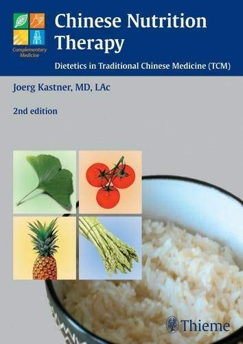 CHINESE NUTRITION THERAPY 2ND ED