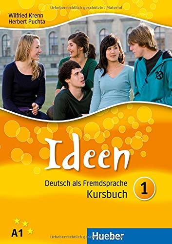Ideen: Kursbuch 1 (German Edition)