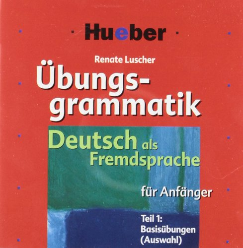 Ubungsgrammatik Fur Anfanger: Cds (2) (German Edition)