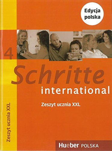 Schritte international 4. Niveau A2/2. Glossar XXL Deutsch-Polnisch