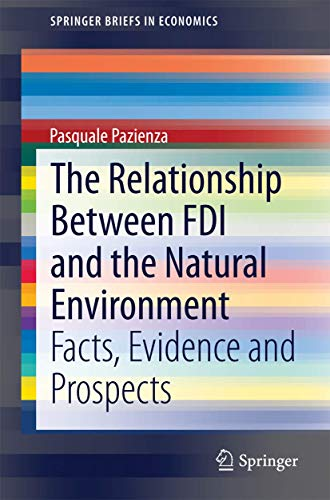 the relationship between fdi economic Positive relationship between fdi and economic development are lull and streeten (1977), reuber (1973), bournschier et al (1978), dolan and tomlin ( 1980.