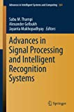 Advances in signal processing and intelligent recognition systems [electronic resource]