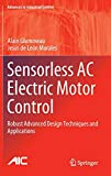 Sensorless AC Electric Motor Control [electronic resource] : Robust Advanced Design Techniques and Applications