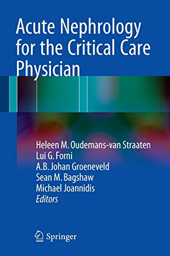 ACUTE NEPHROLOGY FOR THE CRITICAL CARE PHYSICIAN (PB)