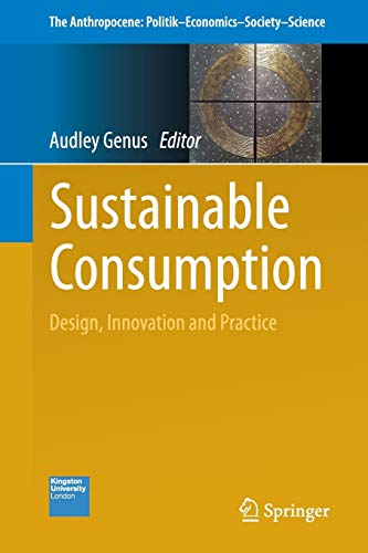 PDF Sustainable Consumption Design Innovation and Practice