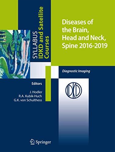 DISEASES OF THE BRAIN, HEAD AND NECK, SPINE 2016-2019 (PB)