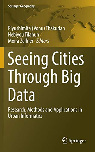Seeing cities through big data |