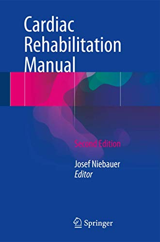 CARDIAC REHABILITATION MANUAL, 2E (PB)