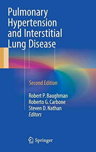 PULMONARY HYPERTENSION AND INTERSTITIAL LUNG DISEASE, 2E (HB)