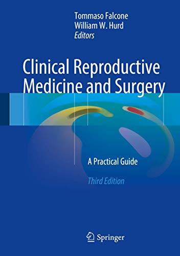 CLINICAL REPRODUCTIVE MEDICINE AND SURGERY, 3E (HB)