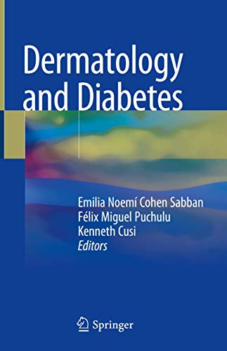 DERMATOLOGY AND DIABETES (HB)