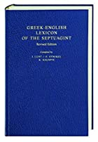 Greek-English Lexicon of the Septuagint by J. Lust