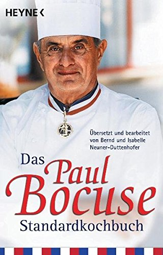 Das Paul- Bocuse - Standardkochbuch.